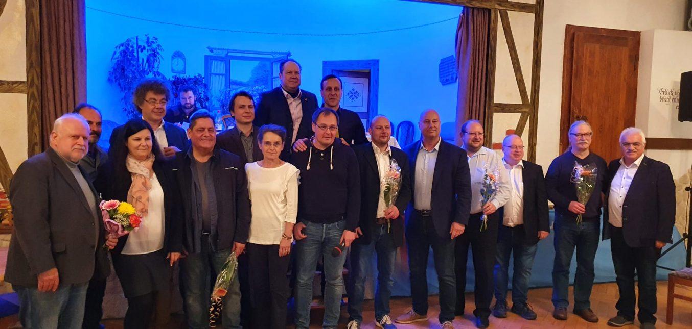 Vorstandswahl - 7. Kreisparteitag am 10.10.2020