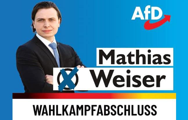 23.09.2021 – Kundgebung zum Wahlkampfabschluss in Plauen